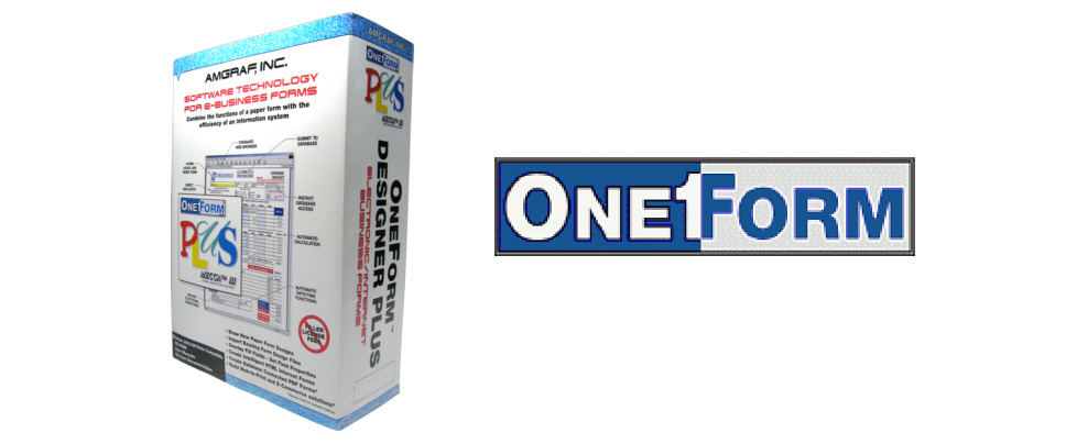 OneForm Designer Plus Software
