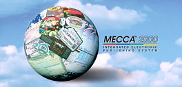 MECCA 2000 Covers the World with Labels