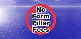 With OneForm Designer Plus there are No End-User License Fees, No Form Filler Fees, No Per-Form Fees, No Click-Charge Fees, No Per-Product Fees, No Per-Printer Fees, and No Per-Server Fees.