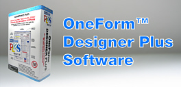 Amgraf OneForm Designer Plus Software Package