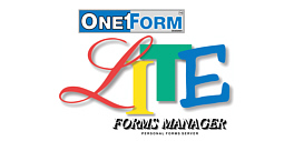 OneForm Manager Lite Personal E-Forms Manager